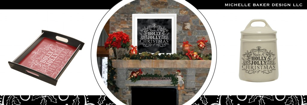 Michelle-Baker-Art-Licensing-Show-HollyJolly