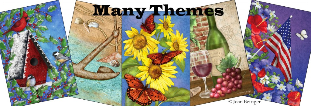 Joan-Beiriger-art-licensing-show-many-themes