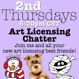 Art Licensing Chatter - 2nd Thurs Art Licensing Show Group