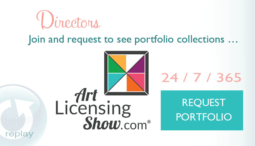 Art Licensing Show Join and Request to See Portfolios