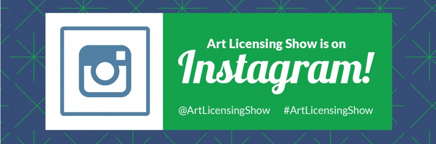 Art Licensing Show Instagram