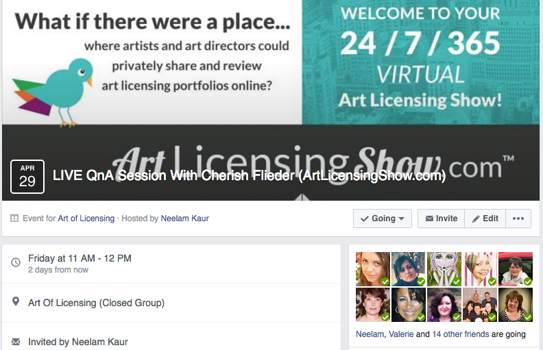 Art of licensing facebook question and answer