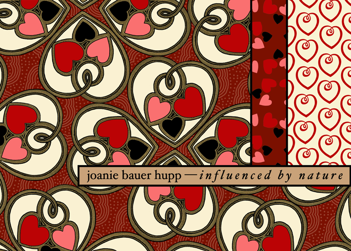 Valentine Pattern Design Challenge With Robert Kaufman