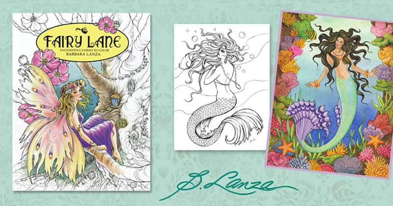Art_Licensing_Show_Barbara_Lanza_Coloring_Books