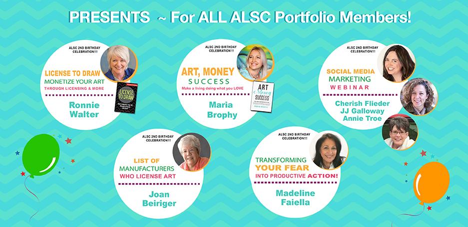 ALSC All Member Presents