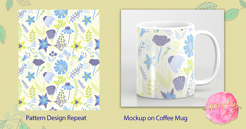 product mockup coffee mug