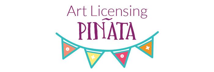 art licensing show pinata