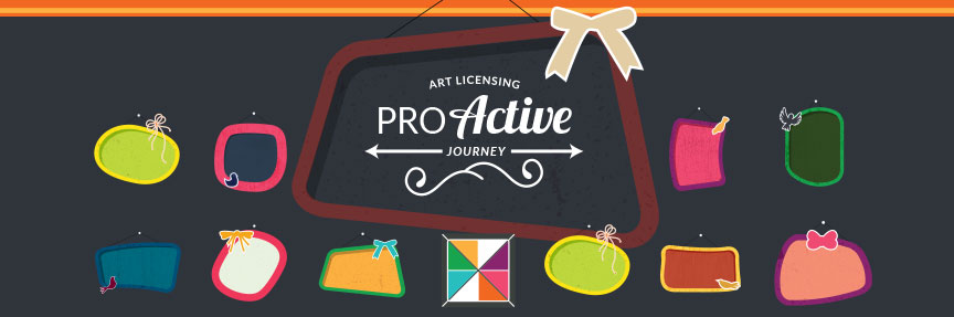 It's time to activate your art licensing journey! Ronnie Walter Art Licensing Coach, Author, Teacher and Cherish Flieder Art Licensing Show Founder and licensed artist.