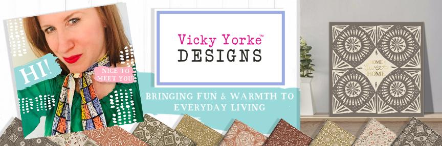 Vicky Yorke - Art Licensing