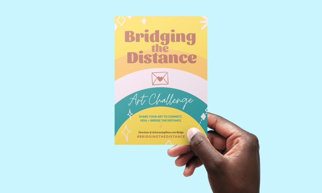 Bridging The Distance Art Challenge